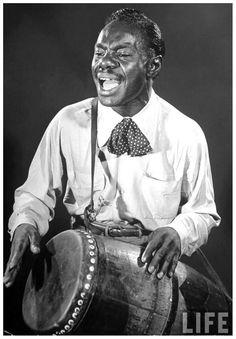 """Luciano """" Chano """" Pozo Gonzalez ( 1915 - 1948 )"""