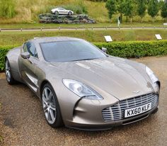 Aston Martin One - 77. £1.4 million pound car and only 77 made.