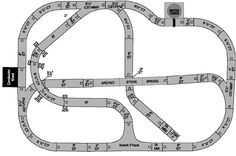 "track layout ideas for Rylan's ""things that go"" felt-book pages"
