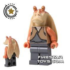 LEGO Star Wars Minifigure - Jar Jar Binks