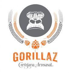 """Cervejaria Gorillaz pré-inaugurada no dia 1º de maio de 2015. O cervejeiro Adriano Moreno que na adolescência tinha o apelido de """"Gorila Branco"""" deu o nome à microcervejaria."""