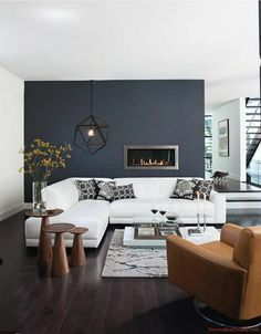 Here are the Contemporary Living Room Design Ideas. This post about Contemporary Living Room Design Ideas was posted under the … Dark Floor Living Room, Living Room Decor Modern, Living Room Furniture Arrangement, Room Colors, Dark Wood Living Room, Living Room Wood, Apartment Living Room, Living Room Grey, Dark Wood Floors Living Room