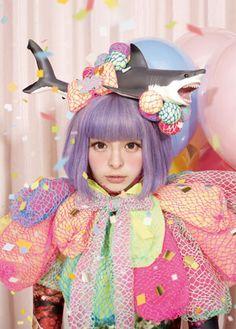 Kyary Pamyu Pamyu (Harajuku fashion icon)