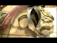 httpwwwallselectbagscom how to clean your petent leather coach bag when you find color transfer this is common in patent leather due to the - Coach Cleaner
