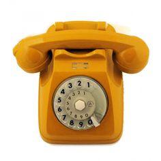 SIP S62 phone yellow