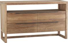 Linea 4-Drawer Dresser  | Crate