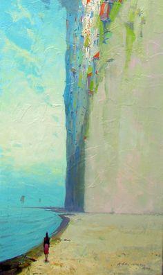 Vytautas Laisonas, 1965 | Magic Realism painter | Tutt'Art@ | Pittura * Scultura * Poesia * Musica |