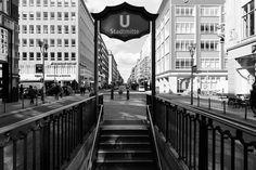 U-Bahnhof Stadtmitte (CC BY-NC-ND)