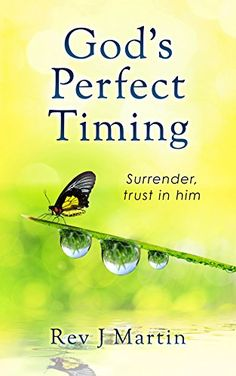 Gods Perfect Timing Surrender trust in him Leave your stressful life behind *** You can find out more details at the link of the image. (Note:Amazon affiliate link)
