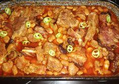 Meat, Chicken, Shrimp, Food, Red Peppers, Essen, Meals, Yemek, Eten