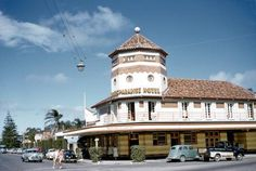Surfers Hotel 1955 -Icon of it's time!