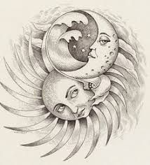 67 trendy tattoo moon and sun stars la luna Moon Sun Tattoo, Sun Moon, Luna Tattoo, Moon Tattoos, Moon Sketches, Art Sketches, Cool Art Drawings, Easy Drawings, Sun And Moon Tumblr