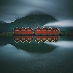 Sunndalsøra is a small town of 4,000 people in northern Norway. Photo by @brotherside Explore. Share. Inspire: #earthfocus #light #beautiful #earth #instafollow #photooftheday