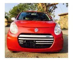 Suzuki Alto G2 Red Color Almost New Model 2014 For Sale In Karachi