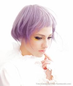 Yuto Kaminazuki is Japanese Hair Designer see more info @ http://kaminazuki.com -pin it from carden