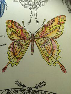 #dagdrömmar #hannakarlzon #derwentcolorsoft #derwent #gelpen #bruynzeel #coloring #adultcoloring #blenderpen