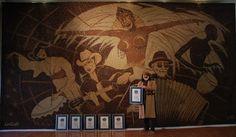 7 Time Guinness World Record Holder – Saimir Strati – Mosaic Artist   Marvelous