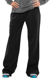 Womens trophy underarmour sweatpants! LOVE NEED SO COMFY