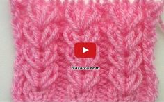 This video is a compilation of some brioche knitting patterns of mine. In the video, you can see the brioche knitting chart and written instructions for the . Knitting Stiches, Knitting Videos, Knitting Charts, Knitting Socks, Free Knitting, Baby Knitting, Knitting Patterns, Knit Stitches, Knitted Coat