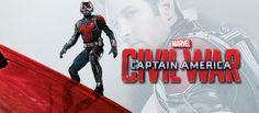 "Paul Rudd Says It's ""Surreal"" Reprising ANT-MAN Role In CAPTAIN AMERICA: CIVIL WAR"