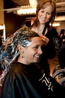 How to prep hair for coloring