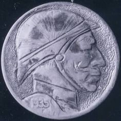 Michael Branham - Bengal Soldier - Coin: 1935-P (VG) Bengal, Buffalo, Coins, Auction, Personalized Items, Flare, Rooms, Bengal Cats, Water Buffalo