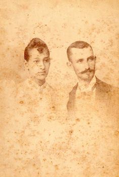 Tio José e mulher