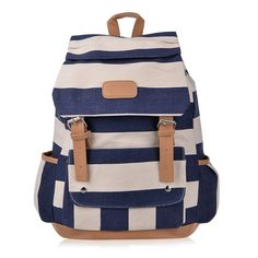 VBIGER Girls' Canvas Backpack
