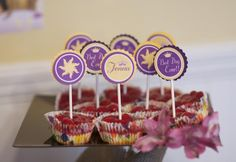 Tangled Inspired Birthday Party