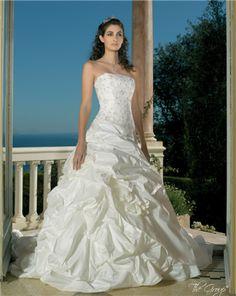 Miss Kelly Wedding Dress Style MK101-52 | House of Brides