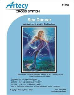 Sea Dancer pattern