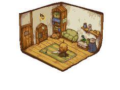 Interior 1 by noaqh on DeviantArt