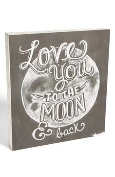 Love You To The Moon and Back Print - Chalkboard Art - Nursery Print - Print - Chalk Art - Hand Lettering.love it! You Are My Moon, I Love You To The Moon And Back, Lily And Val, Decir No, Favorite Quotes, Me Quotes, Famous Quotes, Inspirational Quotes, Letters