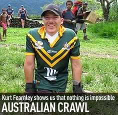 Kurt Fearnley Your The Only One, Huff And Puff, Dont Call Me, A Good Man, To My Daughter, Champion, Recovery, People, Spaces