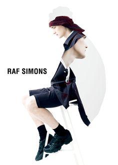Raf Simons Fall/Winter 2012-13 campaign