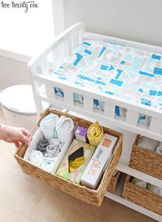 16 best changing table organization images in 2019 organize rh pinterest com