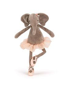 Znalezione obrazy dla zapytania jellycat ballerina