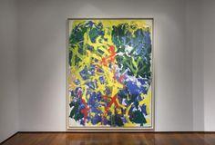 #ETN #ETNFA #JoanMitchell #AbstractExpressionism #LaGrandeVallée #edwardnahem…