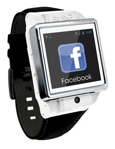 Burg Smartwatch - Online shopping for Smart Watches best cheap deals from a wide selection of high-quality Smart Watches at: topsmartwatchesonline.com
