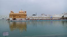 The Harmandir Sahib literally means The Temple of God.