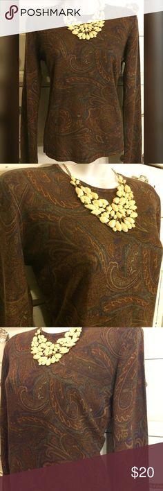 Ralph Lauren Petite Silk/Cashmere Ralph Lauren Petite Sweater ❤️ 85% Silk and 15% Cashmere ❤️ Excellent Condition Petite Small Lauren Ralph Lauren Sweaters