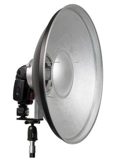 flash2softbox Beauty Dish for Canon 600 EX RT | Beautiful light, I love this one