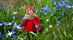 Hitty-nuken talvivaatteet (kuumat olot).