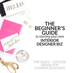 These are the Steps To Start An Interior Design Business the