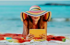 Beach Time Assessories – wanaabeehere Mary Kay Andrews, Carl Hiaasen, Quitting Social Media, Dress Up Boxes, Beach Reading, Modern Romance, Black Mirror, Free Time, Summer Beach