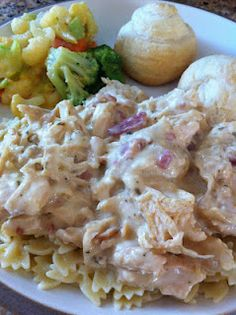 Creamy Bacon Ranch Chicken **big success**