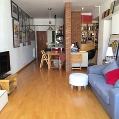 1000 images about piso alquiler les corts barcelona on for Pisos reformados modernos