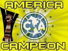 Amrica Campen Concacaf  Club Amrica Campon  Pinterest