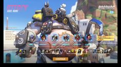Overwatch - getting my arse kicked