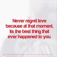 อย่าเสียใจที่มีความรัก เพราะณ เวลานั้น นั่นเป็นสิ่งที่ดีที่สุดที่เคยเกิดขึ้นกับคุณ Give Yourself a Chance: https://bnc.lt/ns-fb-pg